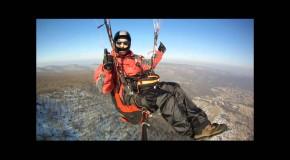 Pilis repülés Csaba szemszögéből